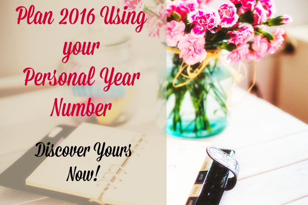 Use Your Personal Year Number to Rock 2016