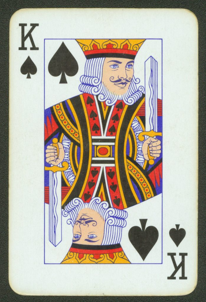 King_spades
