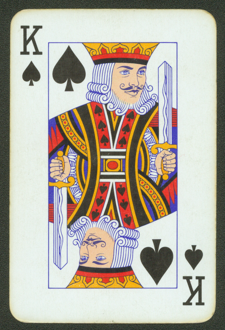The King of Spades – What is Self-Mastery?