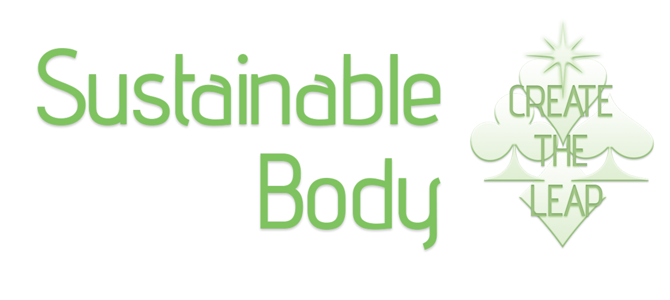 Sustainable Body Homepage