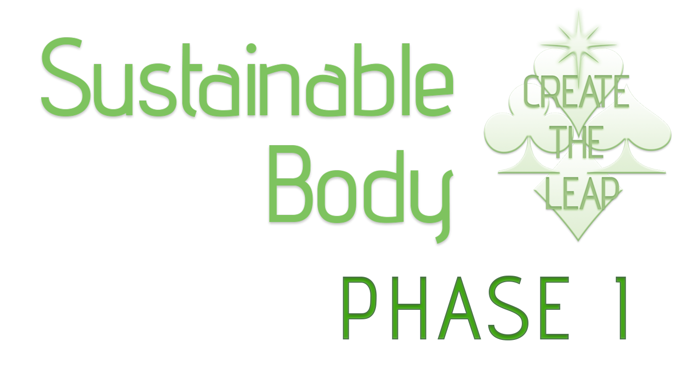 Sustainable Body: Phase I