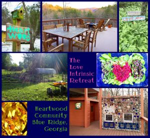 Heartwood Collage