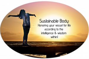 Sustainable Body Oval